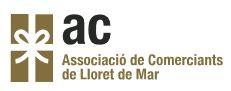 logotipo de AC - Asociació de comerciants de Lloret de Mar