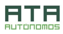 logotipo de ATA ARAGÓN - Asociación de Trabajadores por Cuenta Propia y Empresarios de Aragón