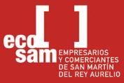 logotipo de ECOSAM - Empresarios y Comerciantes de San Martín del Rey Aurelio