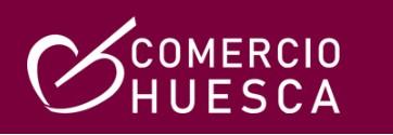 logotipo de Comercio huesca - Asociación de Empresarios de Comercio de Huesca