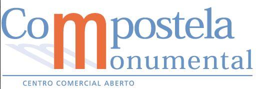 logotipo de  - Centro Comercial Abierto Compostela Monumental