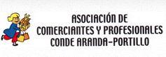 logotipo de  - Asociación de Comerciantes y Profesionales Conde Aranda-Portillo