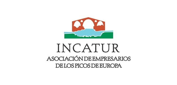 logotipo de INCATUR - Asociación de Empresarios de los Picos de Europa