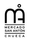 logotipo de  - Asociación Profesional de Comerciantes del Mercado de San Antón