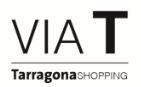 logotipo de VIA T - Associación de Comerciants Via T de Tarragona Shopping