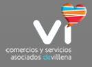 logotipo de  - Asociación de Pequeños y Medianos Comerciantes de Villena y Comarca