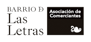 logotipo de AC_BARRIO_DE_LAS_LETRAS - Asociación de Comerciantes Barrio de las Letras