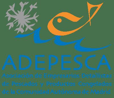 logotipo de ADEPESCA - Asociación de Empresarios Detallistas de Pescados y Prod. Congelados de la C.A. de Madrid