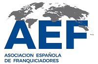 logotipo de AEF - Asociación Española de Franquiciadores