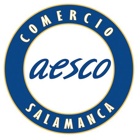 logotipo de AESCO - Asociación de Empresarios Salmantinos de Comercio