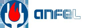 logotipo de ANFEL - Asociación Nacional de Fabricantes de Electrodomésticos (Línea Blanca)