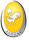 logotipo de ASDHAC - Asociación de Detallistas de Huevos, Aves y Caza