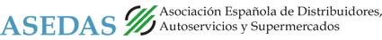 logotipo de ASEDAS - Asociación Española de Distribuidores Autoservicios y Supermercados