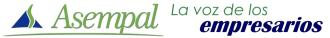 logotipo de ASEMPAL - Confederación Empresarial de la Provincia de Almería