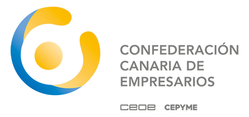 logotipo de CCECanarias - Confederación Canaria de Empresarios