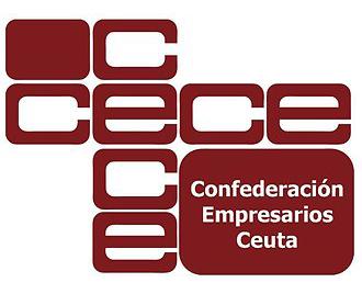 logotipo de CCECEUTA - Confederación de Empresarios de Ceuta