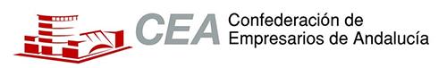 logotipo de CEA - Confederación de Empresarios de Andalucía