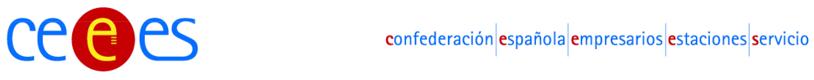 logotipo de CEEES - Confederación Española de Empresarios de Estaciones de Servicio