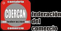 logotipo de COERCAN - Federación de Comercio de Cantabria