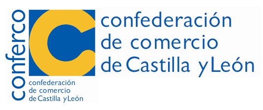 logotipo de CONFERCO - Confederación Empresarial Regional de Comercio de Castilla y León