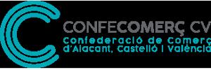 logotipo de COVACO - Confederación Valenciana de Comercio