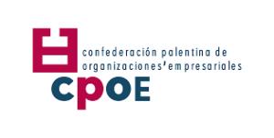 logotipo de CPOE - Confederación Palentina de Organizaciones Empresariales