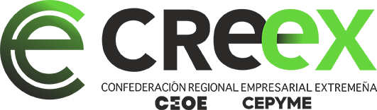 logotipo de CREEX - Confederación Extremeña de Comercio