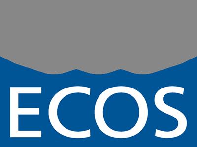 logotipo de ECOS - Federación de Empresarios de Comercio y Servicios de Zaragoza y Provincia