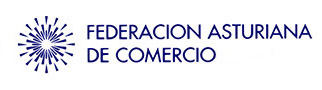 logotipo de FAC - Federación Asturiana de Comercio