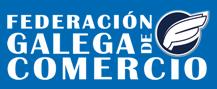 logotipo de FDC - Federación Gallega de Comercio