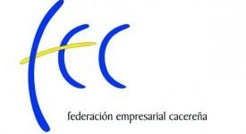 logotipo de FEC - Federación Empresarial Cacereña