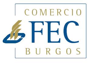 logotipo de FEC - Federación de Empresas de Comercio de Burgos