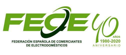 logotipo de FECE - Federación de Fabricantes de Pequeños Electrodomésticos