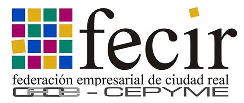 logotipo de FECIR - Confederación Provincial de Empresarios CEOE- CEPYME de Ciudad Real