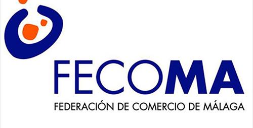 logotipo de FECOMA - Federación Malagueña de Comercio