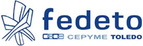 logotipo de FEDETO - Federación Empresarial Toledana