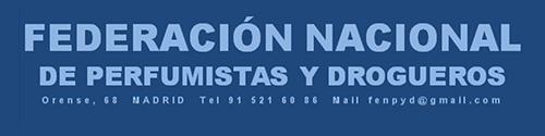 logotipo de FENPYD - Federación Nacional de Perfumistas y Drogueros de España
