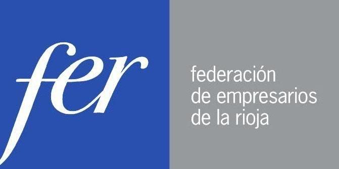 logotipo de FER - Federación de Empresarios de Comercio de la Rioja