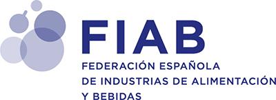 logotipo de FIAB - Federación Española de Industrias de Alimentación y Bebidas