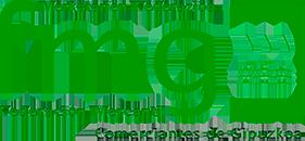 logotipo de FMG - Federación Mercantil de Gipuzkoa