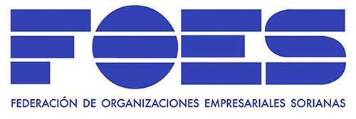 logotipo de FOES - Federación de Organizaciones Empresariales Sorianas